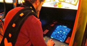 Pac-Man at Funspot