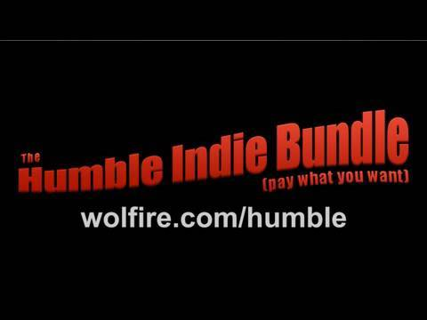Humble Indie Bundle