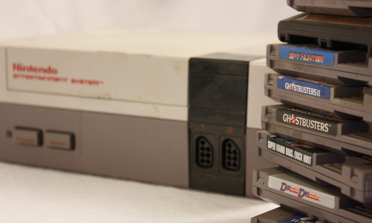 The NES turns 25