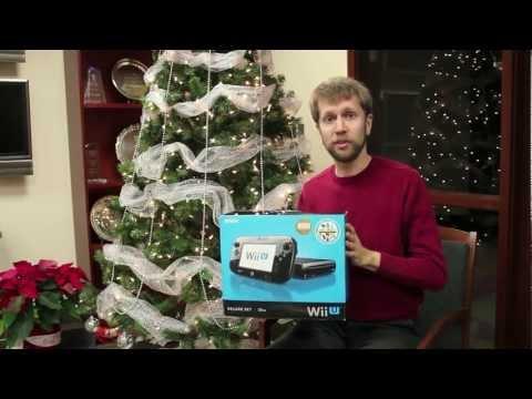 Wii U Christmas prank