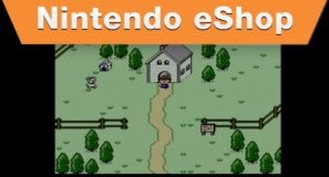 EarthBound for Wii U eShop