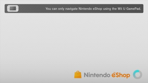 Nintedo eShop supported controllers