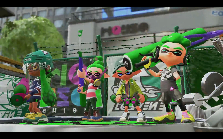 from Nintendo Switch presentation