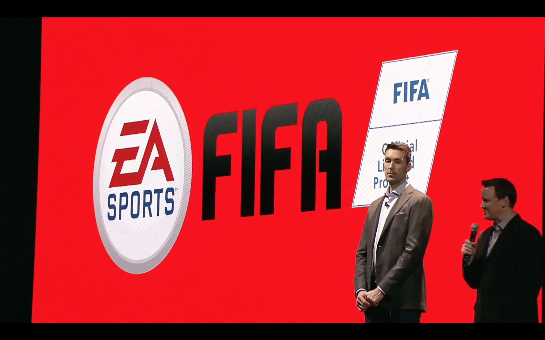 EA Sports unveils FIFA soccer at Nintendo Switch presentation