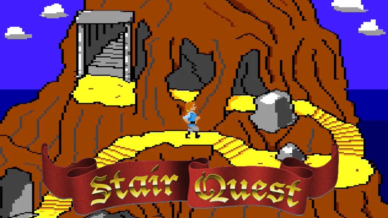 Stair Quest