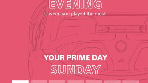 I played mostly on Sunday evenings.